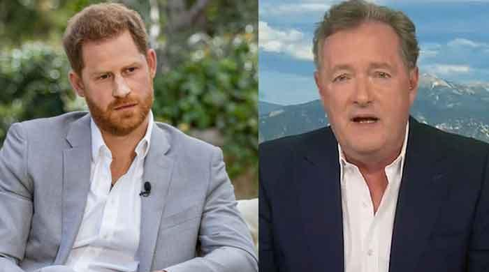Piers Morgan blasts Prince Harry for 'publicly trashing royal family'