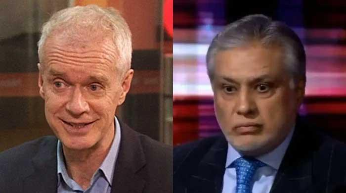 BBC says wrongly referred to EU election report during Ishaq Dar interview