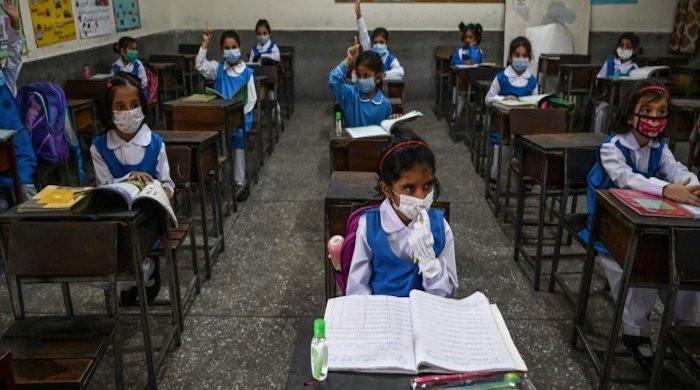 Schools in 12 Sindh districts to remain closed till June 6