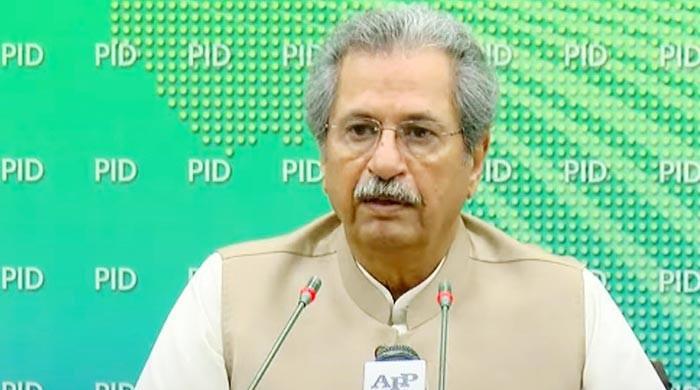 Education Minister Shafqat Mehmood tests positive for coronavirus