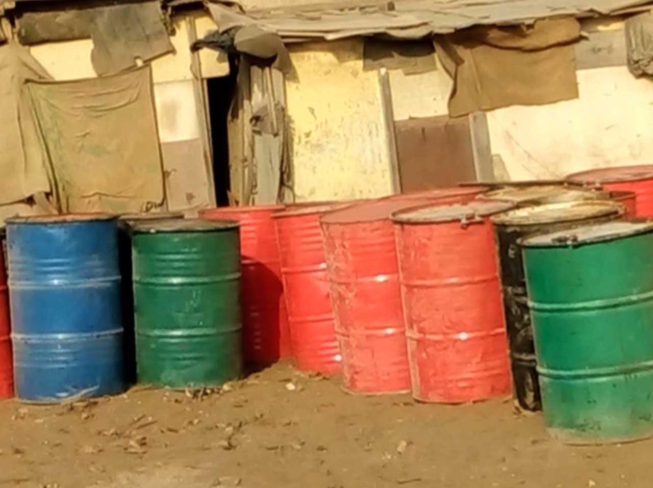 Despite warning by Interpol, hazardous mercury-infused oil ship anchored at Gadani ship-breaking yard near Karachi