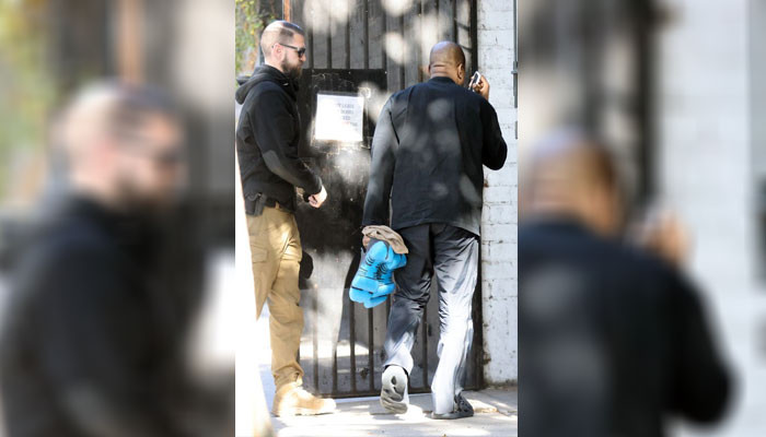 Kanye West Spotted For First Time Since Irina Shayk Dating Rumours News Xomeer