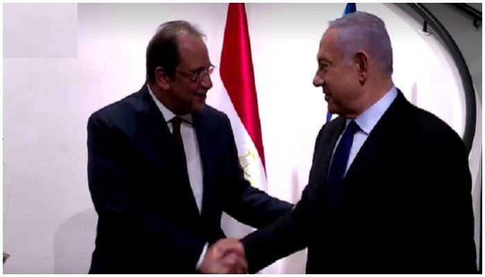 Israeli, Egyptian officials meet in effort to talk about Gaza ceasefire thumbnail