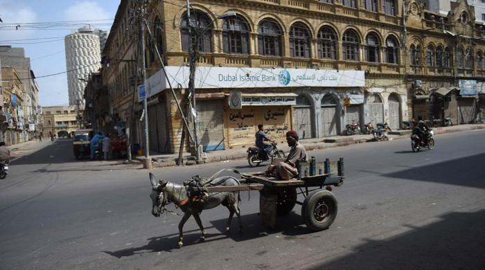 Karachi: Several District Central areas undergo micro smart lockdown