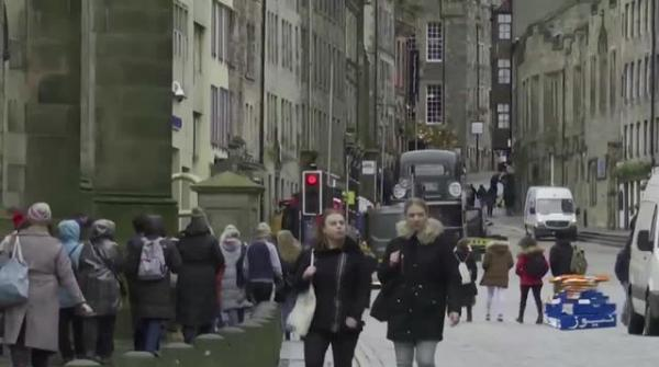 Geo News Special -Scotland eases COVID-19 restrictions in Glasgow