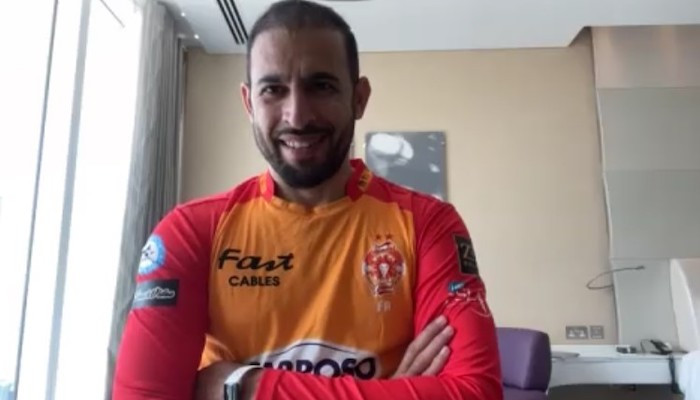 <p>PSL will be a major challenge, but I am ready for it: Fawad Ahmed thumbnail