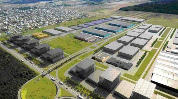 CPEC's Rashakai economic zone expected to be a game-changer for KP