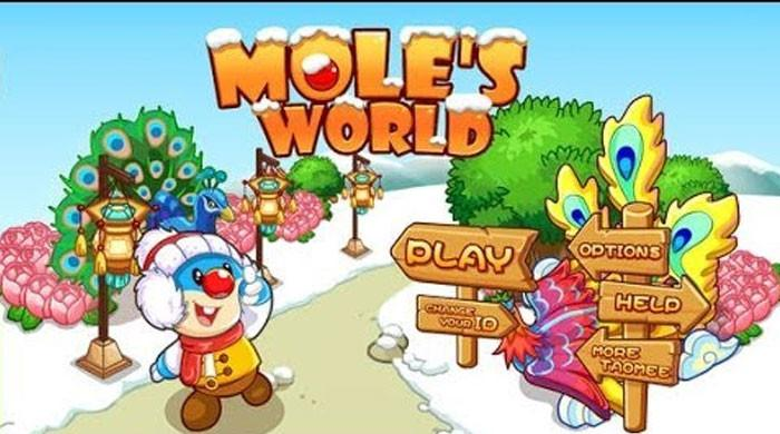 ´Mole's World' game fuels nostalgia among China´s young adults