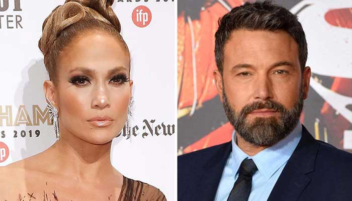 Ben Affleck, Jennifer Lopez had discussion over handling paparazzi - Geo News