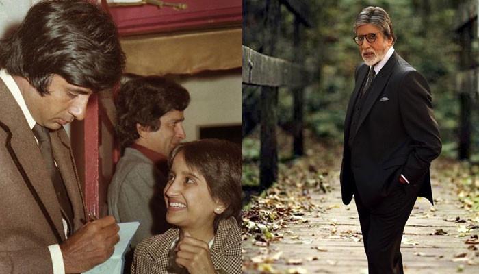 Amitabh Bachchan remembers without emoji old days - Geo News
