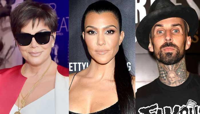 Kris Jenner gives her blessings to Kourtney Kardashian, Travis Barker - Geo News