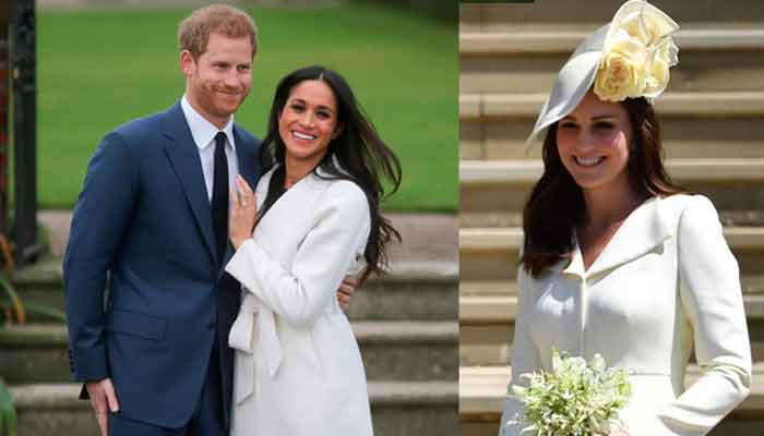 Kate Middleton extends olive branch to Meghan Markle with her sweet gesture - Geo News