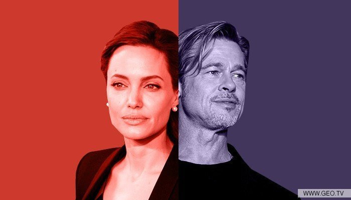 Angelina Jolie to appeal recent joint custody ruling in her court war with Brad Pitt - Geo News