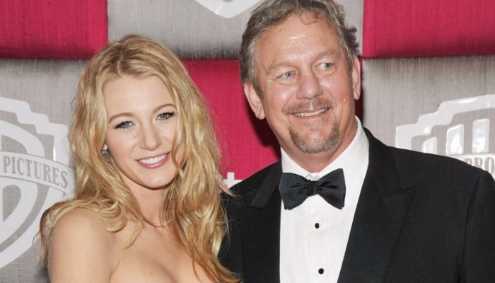 Blake Lively honours her late father Ernie Lively on Instagram - Geo News