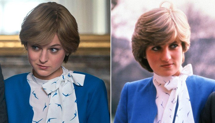 Emma Corrin explains how she avoided getting swept up in the powerful legacy of Diana - Geo News
