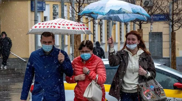 Moscow announces ´non-working week´ as virus surges