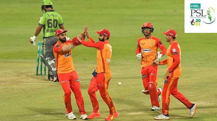 PSL 2021: Islamabad United bounce back to dethrone Lahore Qalandars from points table