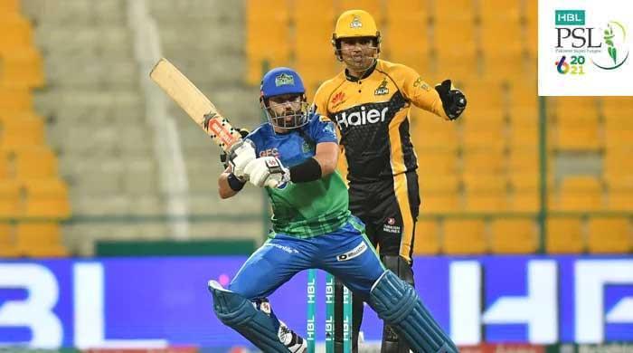 PSL 2021: Multan Sultans cruise to eight-wicket win over Peshawar Zalmi