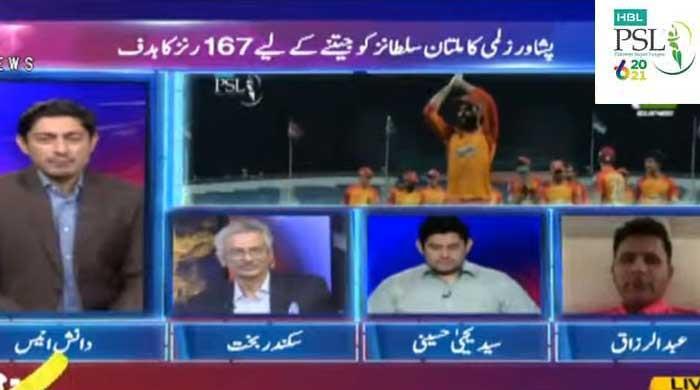Watch post-match analysis: Lahore Qalandars vs Islamabad United, Multan Sultans vs Peshawar Zalmi