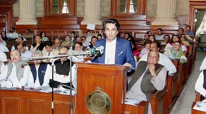 Punjab approves budget worth Rs2.653 trillion