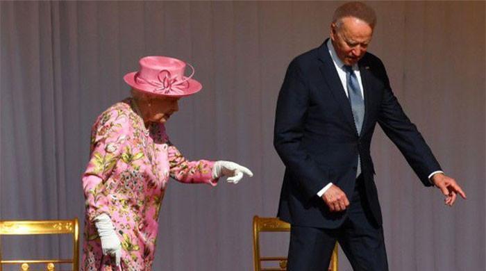 Queen Elizabeth reminded me of my mother, says Biden