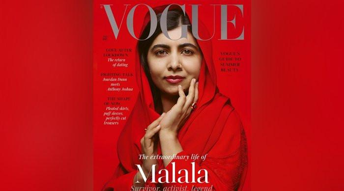 Malala in Vogue: A sign of the times