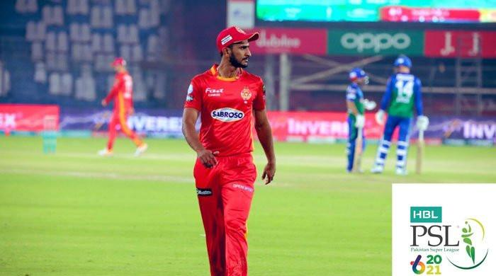 PSL 2021: Hasan Ali to continue playing remaining matches for Islamabad United