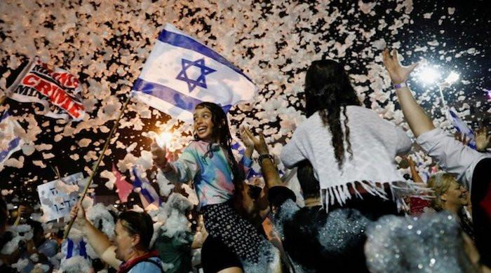 Israel's first new government in 12 years begins, Netanyahu era ends