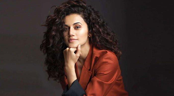Photos: Taapsee Pannu soaks up the sun in Russia