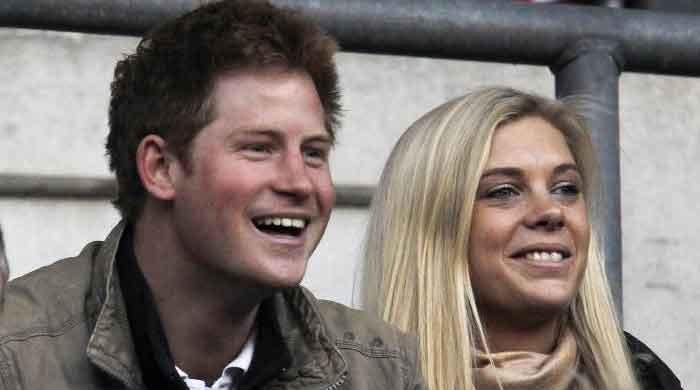 Prince Harry and his ex Chelsy Davy had emotional phone call a day before the royal wedding
