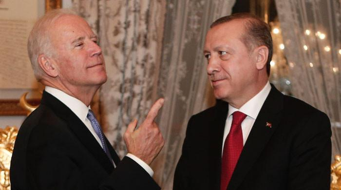 Erdogan says held ´fruitful, sincere´ talks with Biden