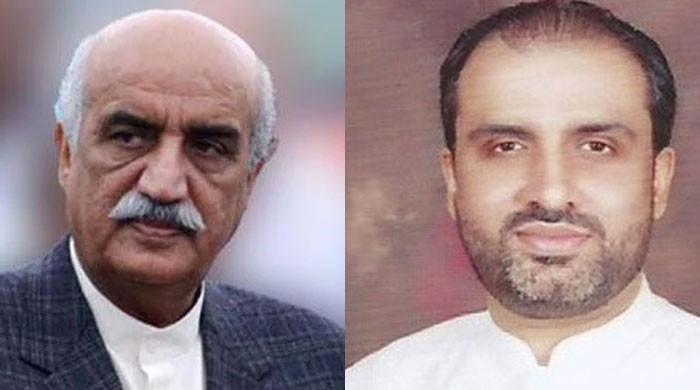 Khursheed Shah, son released on two-day parole to attend funeral: family