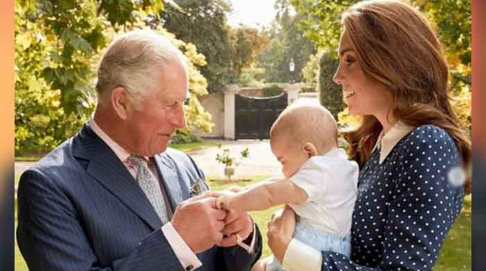 Kate Middleton lovingly calls her father-in-law Prince Charles 'Grandpa'
