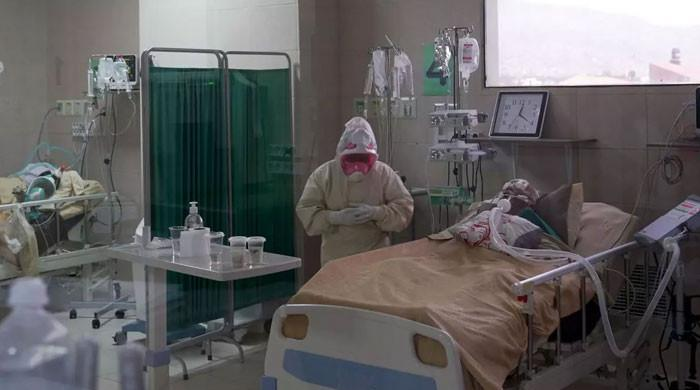 Gasping for oxygen in Bolivian city battling Covid