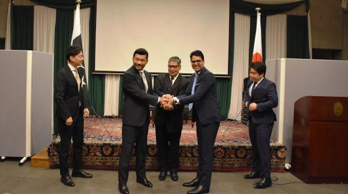 Pakistani company gets largest IT order from Japanese corporation