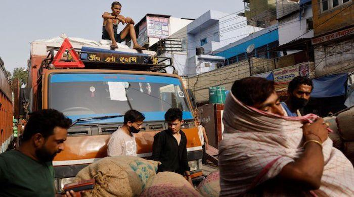 Doctors warn of coronavirus 'explosion' in India's Delhi after citizens defy social distancing norms
