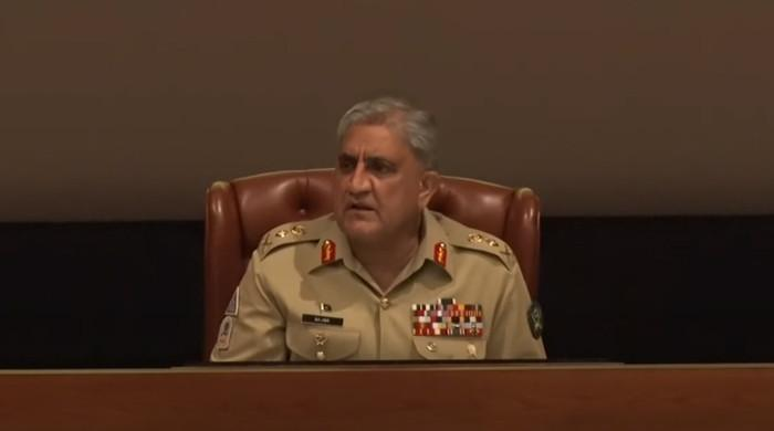 COAS instructs army to maintain 'high standards of preparedness' along LoC, Pak-Afghan border