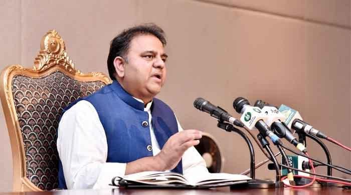 NCOC to consider reopening cinemas by month's end: Fawad Chaudhry