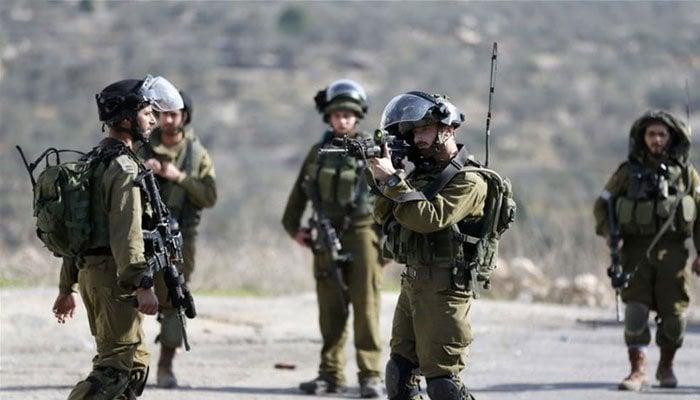 Israeli troops. Photo: File