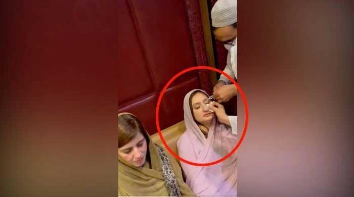 PTI's Maleeka Bokhari injured in NA brawl