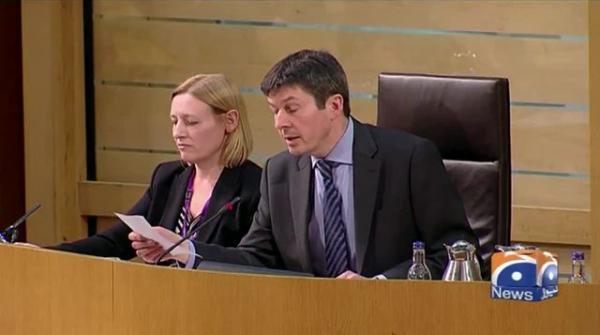 Geo News Special - COVID-19: Sturgeon delays easing lockdown in Scotland