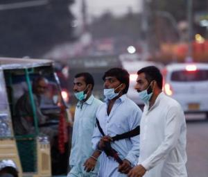 Pakistan's number of active coronavirus cases less than 40,000 for first time since March 24