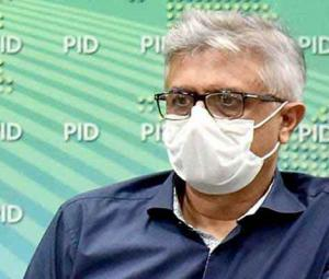 Pakistan's vaccine supply to improve after June 20 when more doses arrive: Dr Faisal Sultan