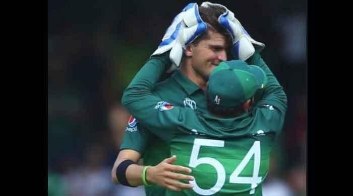 'It's all good bro': Sarfaraz Ahmed tells Shaheen Afridi to put on-field spat behind them
