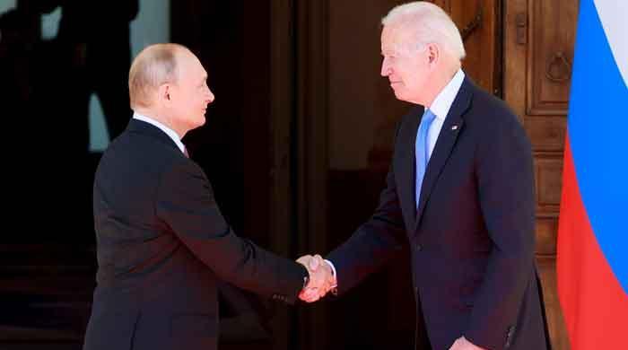 Kremlin welcomes pledge in Putin-Biden summit to never wage nuclear war