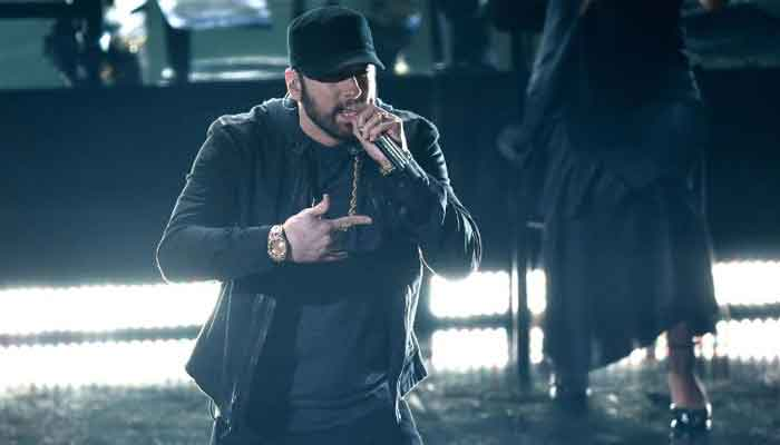 Eminem marks 20th anniversary of Shady Records