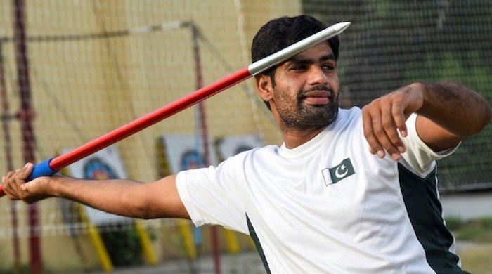 Pakistan javelin-thrower sharpens hopes of rare Olympic medal