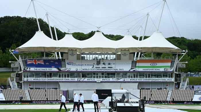 IND vs NZ: Rain washes out opening day of WTC final in Southampton