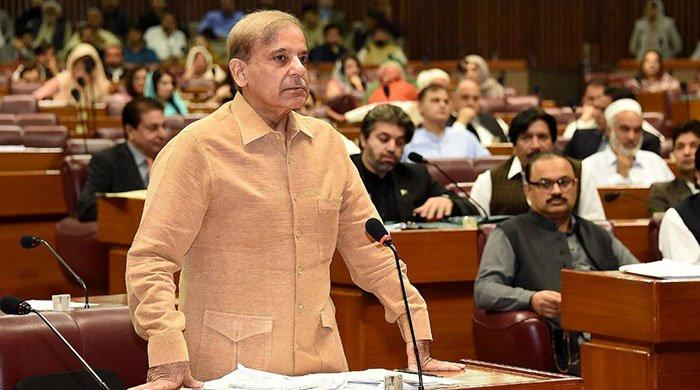 Shahbaz Sharif wants media given full access to Parliament