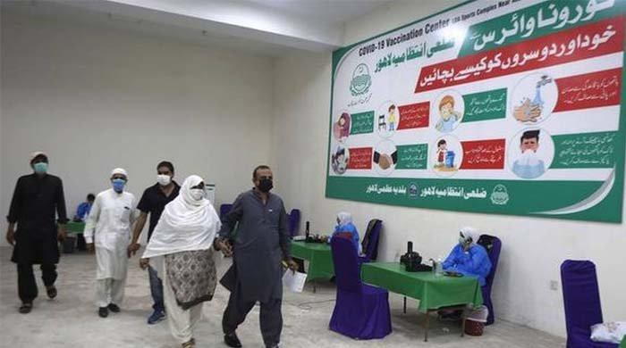 Pakistan reports lowest daily coronavirus death toll in almost three months
